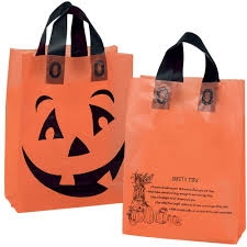 basketball halloween basket promotional items tagged with halloween trick or treat bags