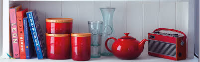 100 red kitchen canister zevro kch 06120 red single