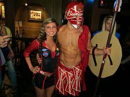 Spartan Costume Halloween Itt Cut Straight Juicy Halloween 3