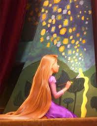 rapunzel u0027s lantern painting shannoncorinne deviantart
