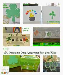 10 st patrick u0027s day themed kids activities we enjoyed as a