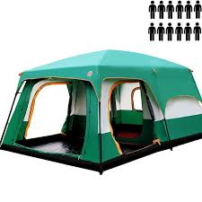 cabin tent outdoor partytent 6 12persons cabin tent windproof waterproof