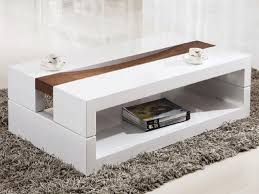 White Distressed Wood Coffee Table Coffee Table Adjustable Modern White Coffee Table Modern White