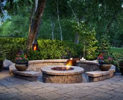 Firepit Outdoor Outdoor Pit Vs Fireplace Comparison Guide Install It Direct