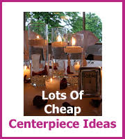 Inexpensive Wedding Centerpiece Ideas Your Wedding Centerpiece With Floating Candles