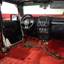 Jeep Interior Parts Untitled U2014 We Now Offer Linex For The Interior Exterior And