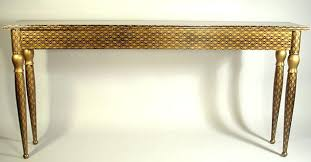 Gold Console Table Gold Console Table Ireland View Complete Range Faux Taupe Cheap