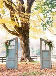 wedding backdrop doors 27 wonderful wedding backdrops with doors weddingomania