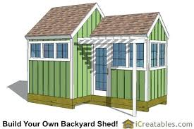 garden shed with porch garden shed plans with a porch free garden