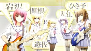 angel beats angel beats opening and ending theme