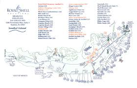 Map Of Estero Florida by Sanibel Island Tourist Map Sanibel Island Florida U2022 Mappery