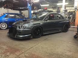 subaru blobeye black mb developments project car subaru project cars m soc