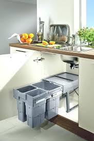 cache meuble cuisine meuble cache poubelle cuisine maison design bahbe charmant meuble