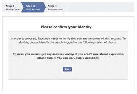kesulitan membuat akun facebook solusi akun facebook minta verifikasi teman hanya lewat