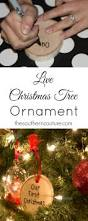 live christmas tree ornament southern couture