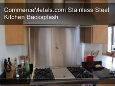steel kitchen backsplash kitchen backsplash stainless tile flooring ebay