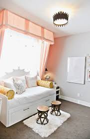 One Room Design Dump Orc Finale A Teen Bedroom In Peach Mustard