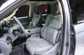 Lincoln Navigator 2015 Interior Updated 2018 Lincoln Navigator Brings Big Power To Fullsize Suvs