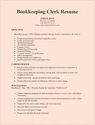 sample accounting resume accounting clerk resume templates resume