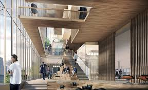 San Francisco Floor Plans Gallery Of Shop Unveils Plans For New Uber Headquarters In San