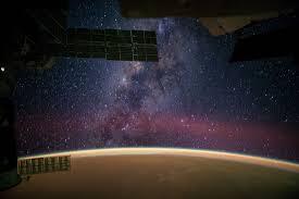 Sahara and <b>the Milky Way</b>