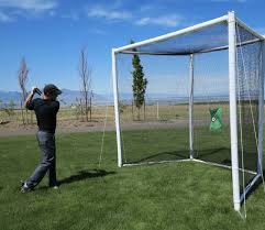 backyard golf net home outdoor decoration
