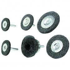 Harbor Freight Rotary Table by 5 Piece Stainless Steel Wheel And Brush Set