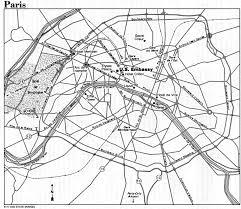 Map Of Paris France Reisenett France Maps