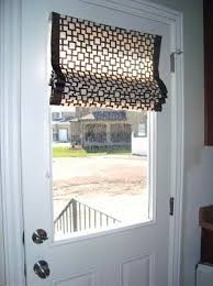 Front Door Windows Inspiration Front Door Window Treatments Ideas Garage Doors Glass Doors