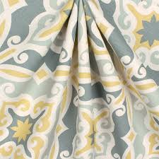Yellow And Grey Window Curtains Yellow Gray Window Curtains Grey Blue Drapes Yellow Aqua