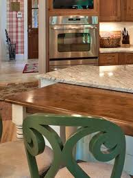 Kitchen Island Extensions by Modern Country Kitchen Heather Guss Hgtv