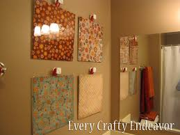 charming diy wall art for bathroom diy paper craft projects design