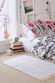 White Hippie Bedroom