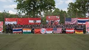 Flags Of The Wrld Fcb Youth Cup Finalisten In Den Startlöchern Fc Bayern München