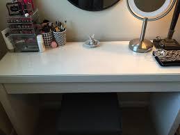 ikea vanity interior ikea malm vanity makeup drawers from ikea built in