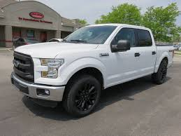 Ford F150 Truck Tires - 2016 used ford f 150 xlt crew cab 4x4 20