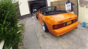 stanced rx7 rx7 convertible last days youtube