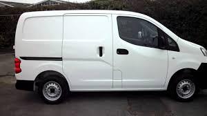 nissan van 12reg nissan nv200 panel van what a great medium size van for just