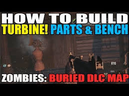 Bench Locations How To Build Turbine Parts Bench Location Buried Map Pack Bo2