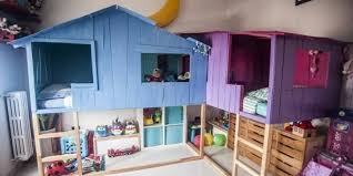 beds with slides ikea medium size bunk bedsflexa bed parts fun