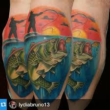 fishing tattoos your fish
