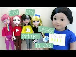 Halloween Costumes Dolls Easy Diy Halloween Costumes Dolls