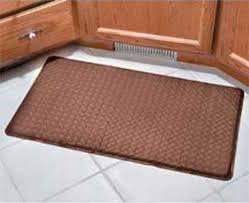 Hardwood Floor Mat Cushioned Kitchen Floor Mats Kenangorgun Com