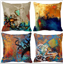custom print hand made floral pillow covers us houston