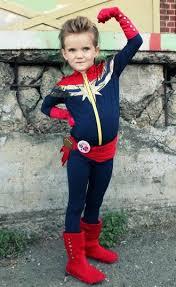 Captain Marvel Halloween Costume 25 Marvel Costumes Ideas Superheroes