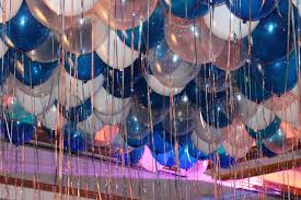 Balloon Ceiling Decor Ceilings Balloons Flim Flams Party Shop Gold Coast