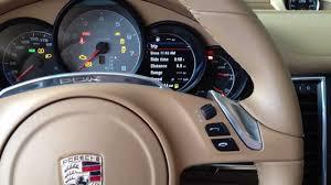 porsche panamera dashboard how to change the clock in a porsche panamera cayenne 991 911