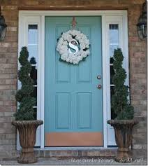 Front Door Color 21 Cool Blue Front Doors For Residential Homes Colored Front