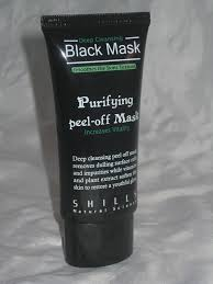 Masker Boscia shills black mask purifying peel mask review musings of a muse