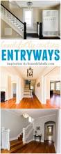 Entryway Inspiration Remodelaholic Renovating For An Inviting Entryway